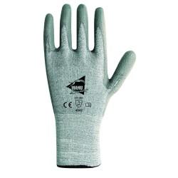 Gants anti-coupure - polyuréthane gris sur support composite gris - norme EN 388 4342