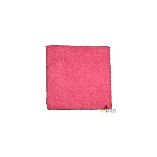 """Micro-Fibre """"Tricot Soft"""" 40 x 40 cm fuchsia"""