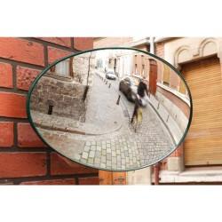 Miroir de sortie ovale 34 x 56 cm