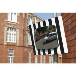 Miroir de sortie sur panneau 60 x 45 cm