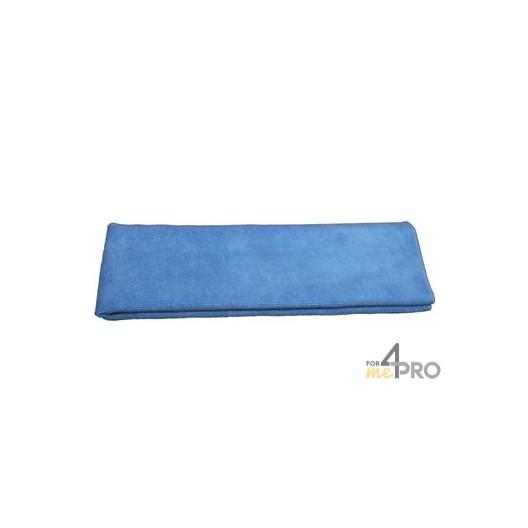 """Microfibre """"Tricot Luxe"""" 80 x 40 cm bleue"""