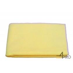 "Microfibre ""Tricot Luxe"" 60 x 70 cm jaune"