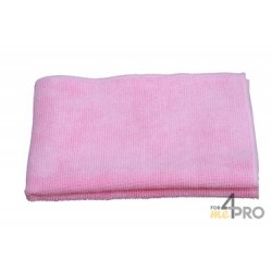"Microfibre ""Tricot Luxe"" 60 x 70 cm rose"