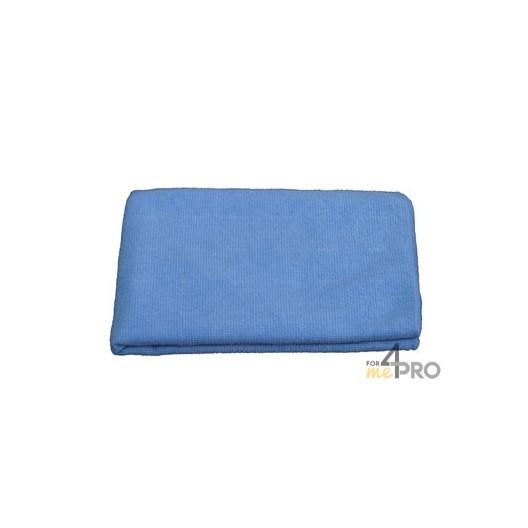 """Microfibre """"Tricot Luxe"""" 60 x 70 cm bleue"""