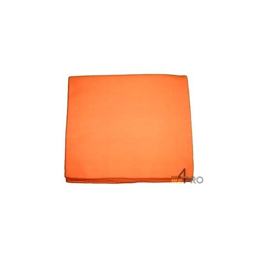 Micro-Fibre ''Tricot Luxe'' orange 60 x 70 cm