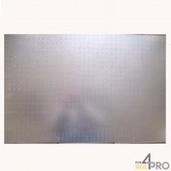 Panneau perforé 0,6mm