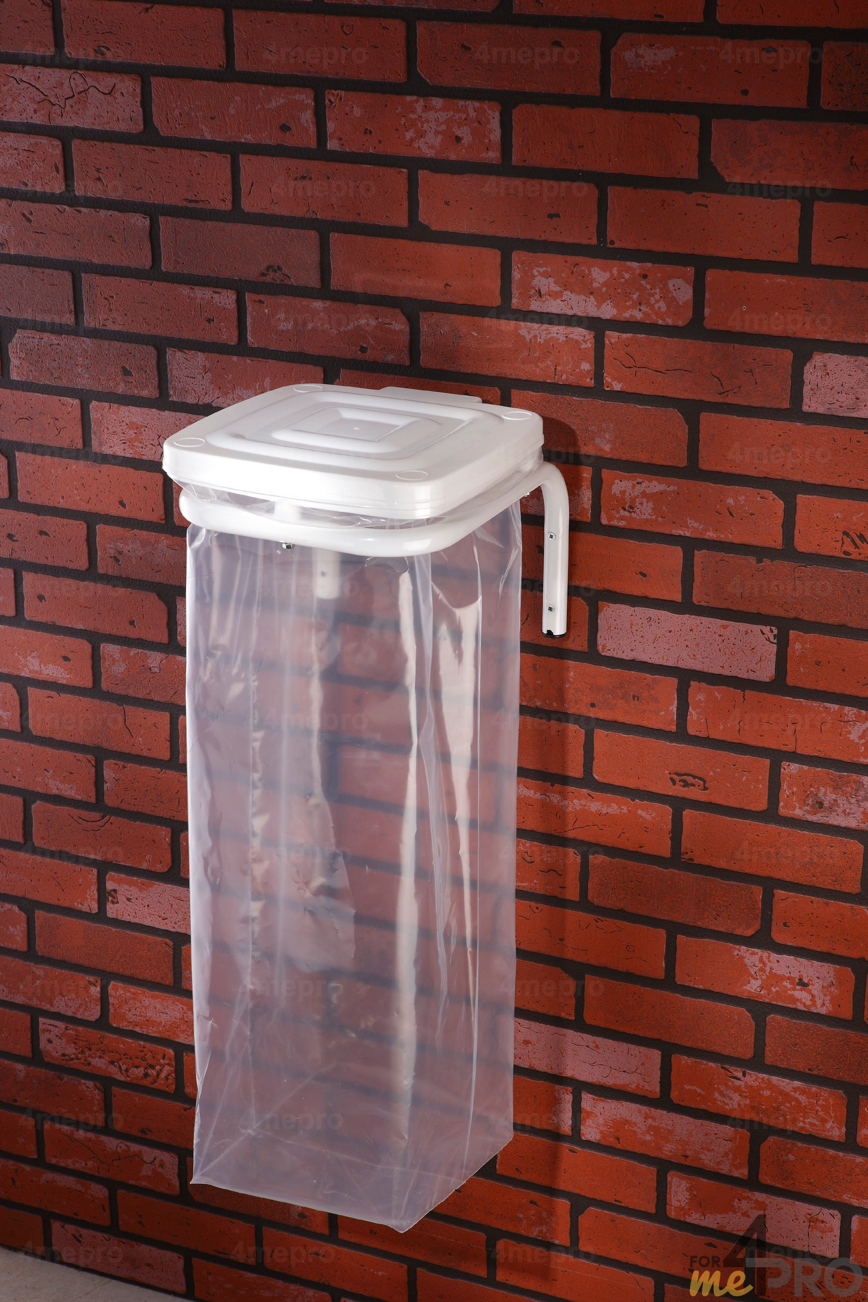 support sacs poubelle mural 4mepro. Black Bedroom Furniture Sets. Home Design Ideas