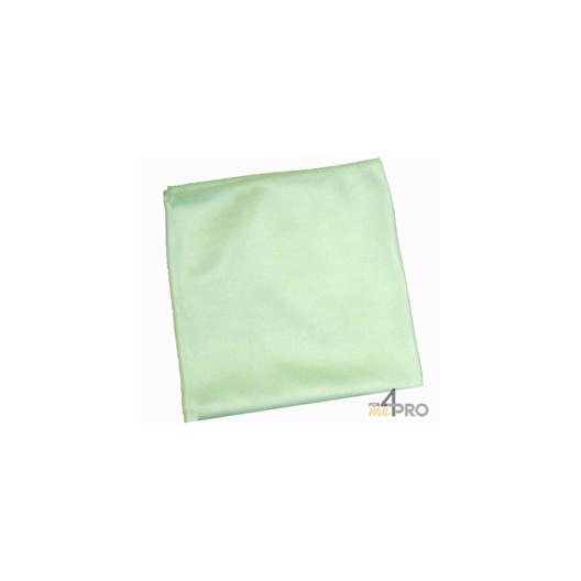 Microfibre ''Top-Vitres'' 40 x 40 cm verte