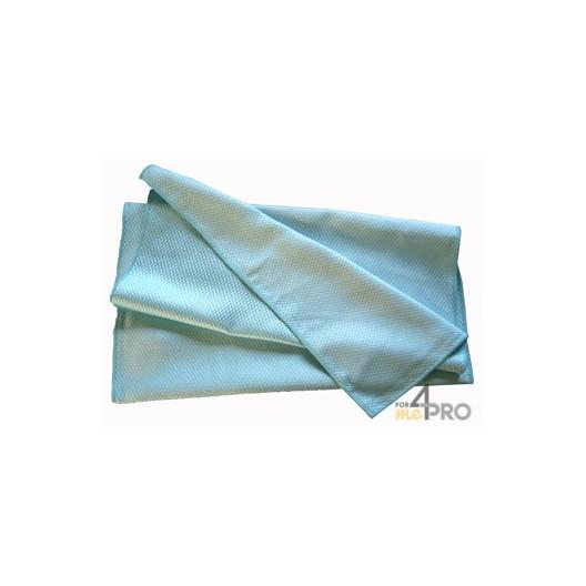 Torchon Vaisselle Micro-Fibres vert 40 x 75 cm