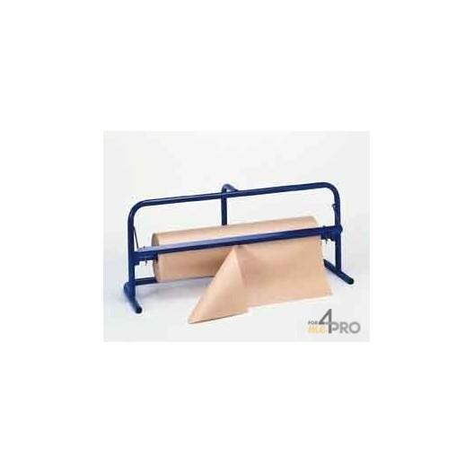 Dérouleur papier horizontal - Largeur de 35 à 50 cm