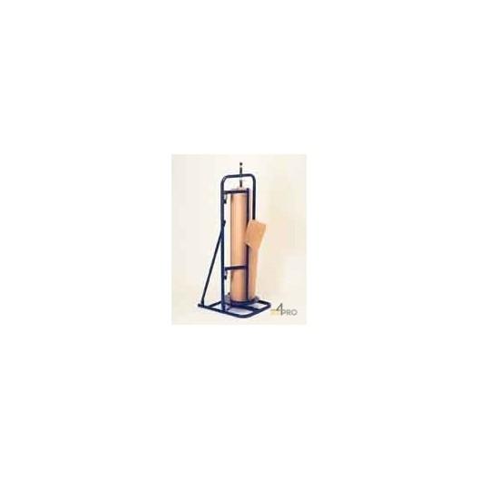 Dérouleur papier vertical - Largeur de 100 à 120 cm