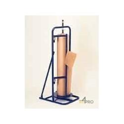 Dérouleur papier vertical - Largeur de 140 à 160 cm
