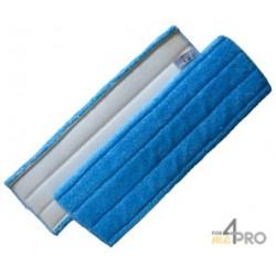 Mop Microfibre 44 cm bleu ultra-résistant