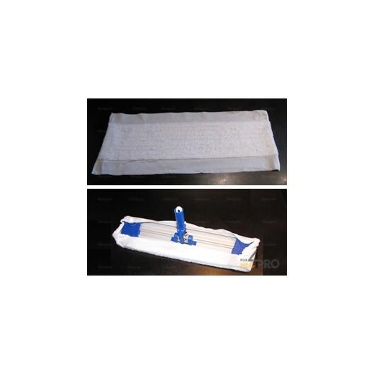 Mop à Usage Court 46 x 18 cm avec voiles - PRESTO