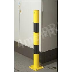 Poteau de protection 89mm de diamètre - 90 cm de haut