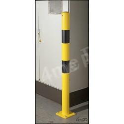 Poteau de protection 89mm de diamètre - 120 cm de haut