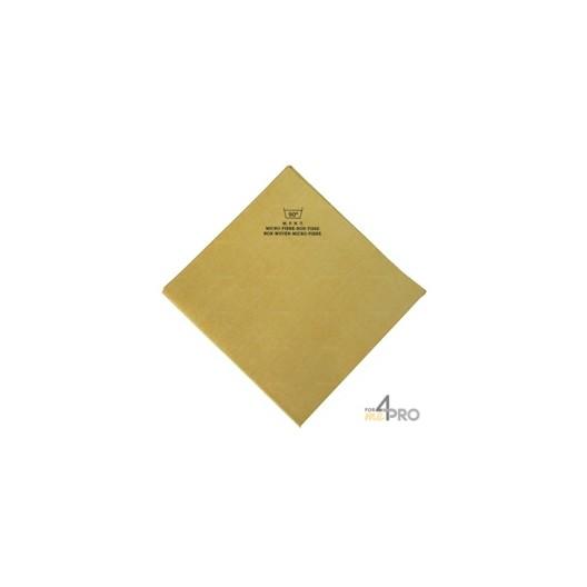 Micro-Fibre-Non-Tissé 40 x 38 cm jaune (5 pièces)