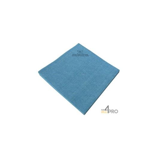 Micro-Fibre-Non-Tissé 40 x 38 cm bleu (5 pièces)