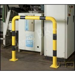 Barrière de protection droite 120 cm de haut - 120 cm de long