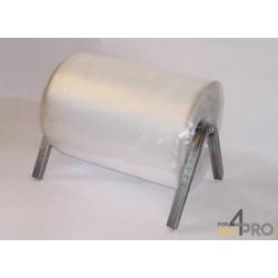 Dérouleur horizontal de gaine plastique
