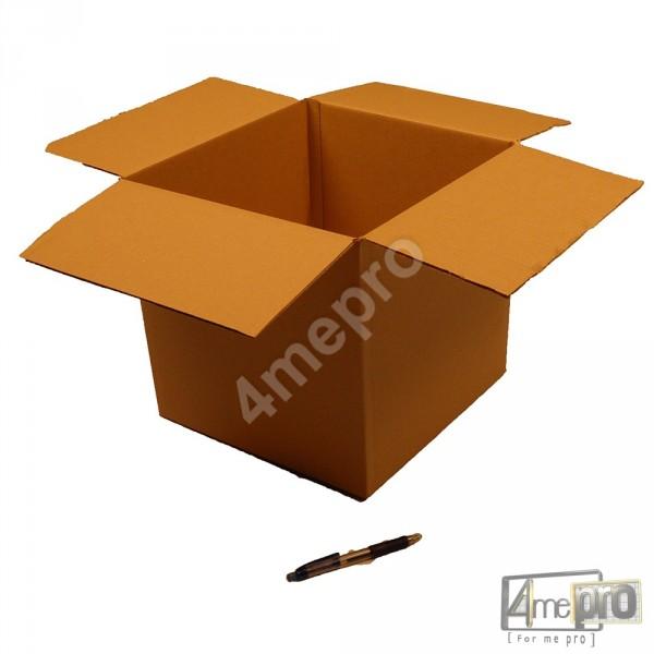 bo te en carton simple cannelure 30x30x30 cm. Black Bedroom Furniture Sets. Home Design Ideas