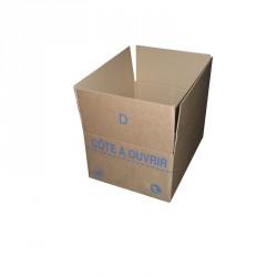 """Caisse Carton """"VAD"""" 40x30x19 cm"""