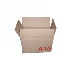 Caisse Carton GALIA A15 29,5 x 19,5 x 18,5 cm