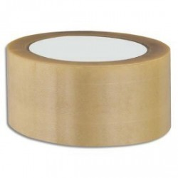 Ruban Adhésif Transparent PVC 100 m x 4,8 cm