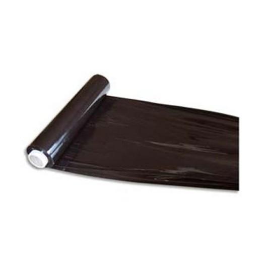 Film Etirable Opaque noir 17 Microns, 45cm x 300m