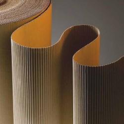 Carton Ondulé de 1.20m de largeur en rouleau