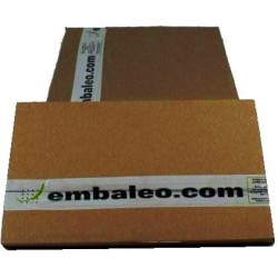 Boite pour livre ou revues - Carbook 31x22x6 cm