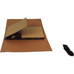 Boîte pour livre ou classeur - Carbook 43x31x6 cm