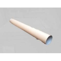 Tube Carton Postal 64cm + bouchons