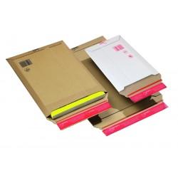Enveloppe carton 15 x 25 cm