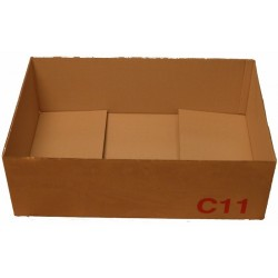 Caisses Cartons GALIA C11 60x40x20 cm