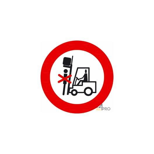 Panneau interdiction de stationner sous la charge 4mepro - Panneau interdit de stationner ...