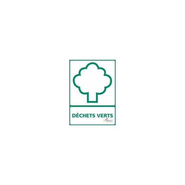 panneau rectangulaire d chets verts 4mepro. Black Bedroom Furniture Sets. Home Design Ideas