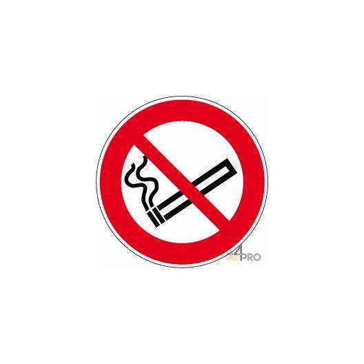panneau rond interdiction de fumer 1 4mepro. Black Bedroom Furniture Sets. Home Design Ideas