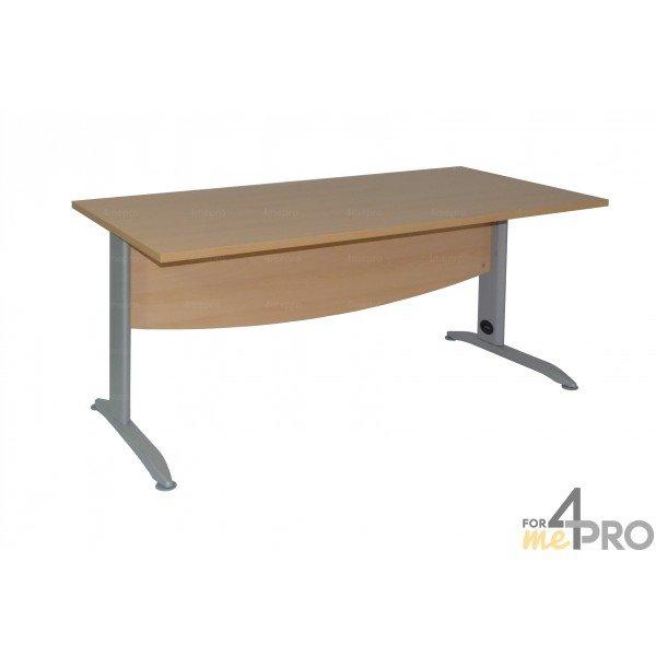 bureau plan carr idra 80 x 80 cm 4mepro. Black Bedroom Furniture Sets. Home Design Ideas
