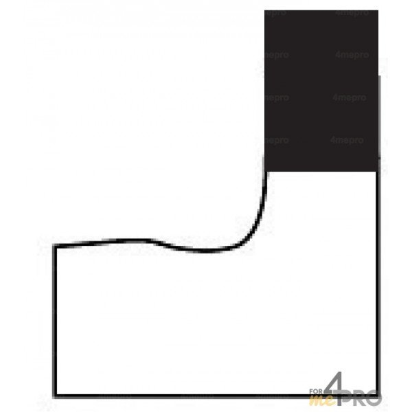 extension de bureau dual 60 x 80 cm 4mepro. Black Bedroom Furniture Sets. Home Design Ideas