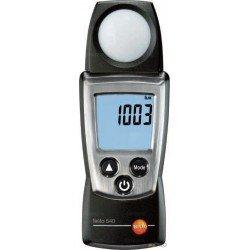 Luxmètre de poche et économique Testo 540