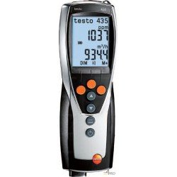 Anémomètre multifonctions Testo 435-1