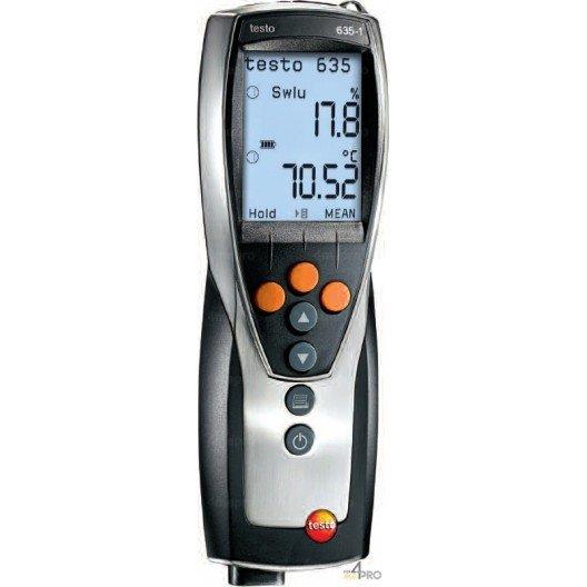 Thermo-hygromètre testo 635-1
