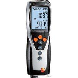 Appareil de mesure multifonctions Testo 435-2