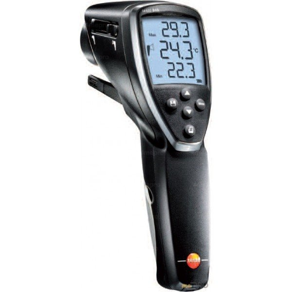 4mepro-thermomètre Infrarouge Testo 845 Incl. Module D'humidité