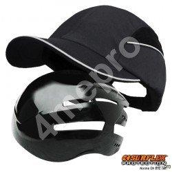 Casquette de protection Toutes saisons noir NF EN812 A1