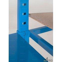 Recouvrements agglomérés pour tablette tubulaire Fliplus 1,26 m x 60 cm