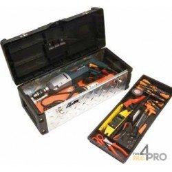 Boite à outils professionnelle 66 x 29 x 26 cm