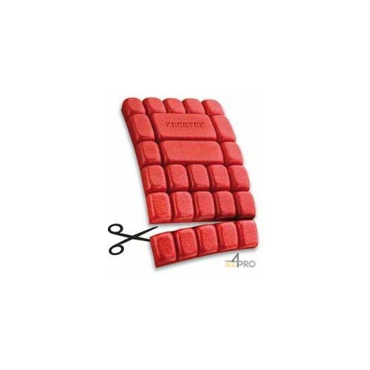 Genouillère Multipad pour pantalon extra légère - Norme EN 14404/EPI type2