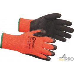 Gant anti-coupure Latex Hiver - Norme EN388 - 2242 CE CAT 2